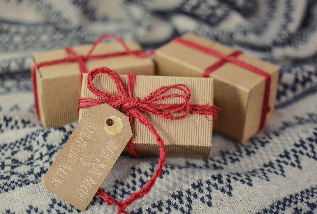 プレゼント包み